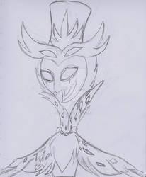 Prince Stolas-Helluva Boss (Sketch)