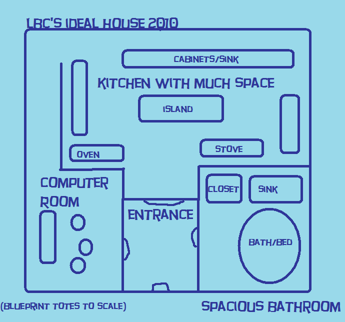 MY IDEAL HAUS IS PERFECT