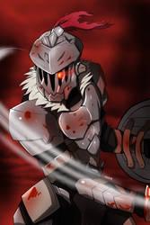 Goblin Slayer Fanart by CaioAD