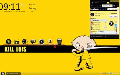 Kill Bill Desktop