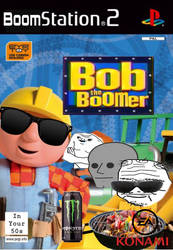 Boomer video game by supertrex57
