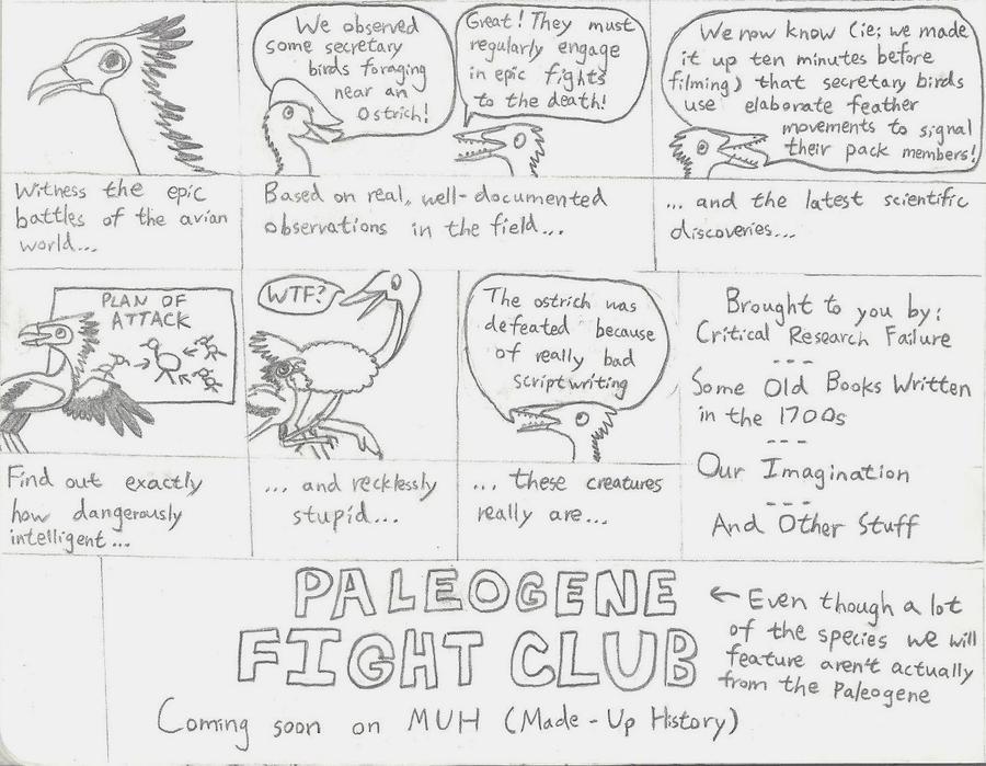 Paleogene Fight Club