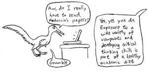 Problems of an Aspiring Paleornithologist