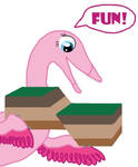 My Little Maniraptor: Pinkie Pie on Normal Faults