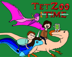 TetZoo Time by Albertonykus