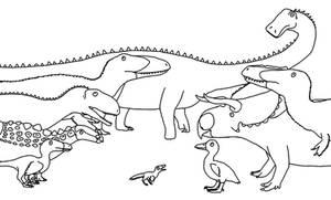Dinosaur Highlights of 2013