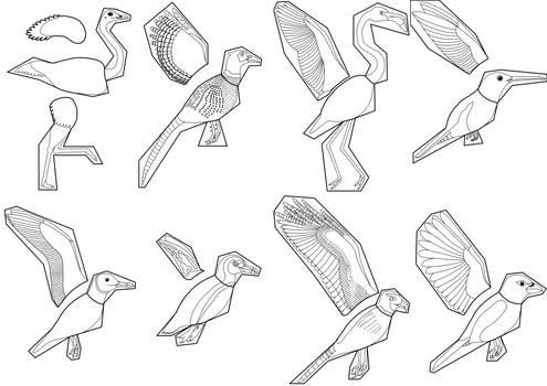 Build-a-Bird