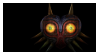 Majora's Mask Stamp by VioletsInEden