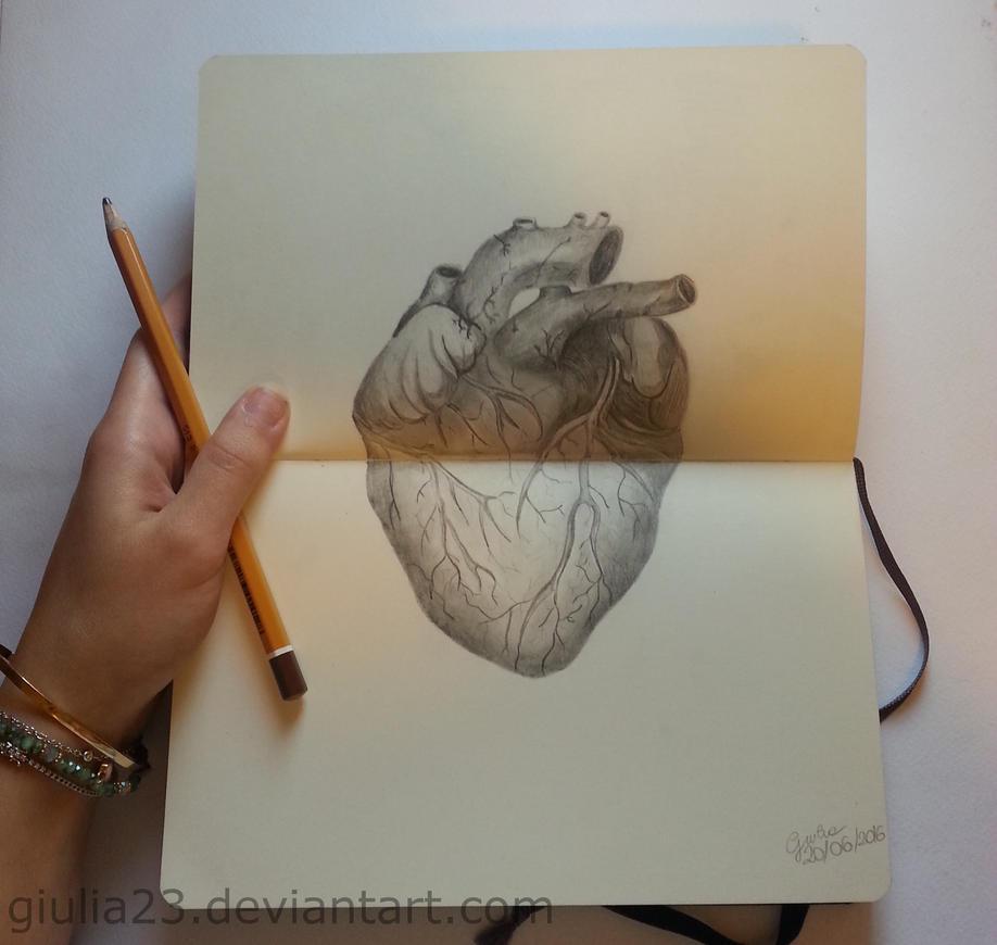 Beating Heart #2 by giulia23