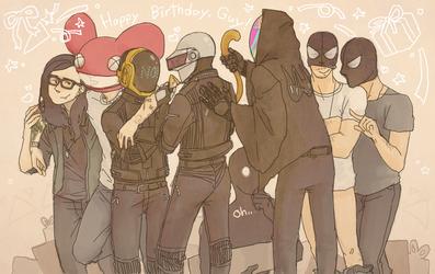 Happy birthday. by 90ryuya