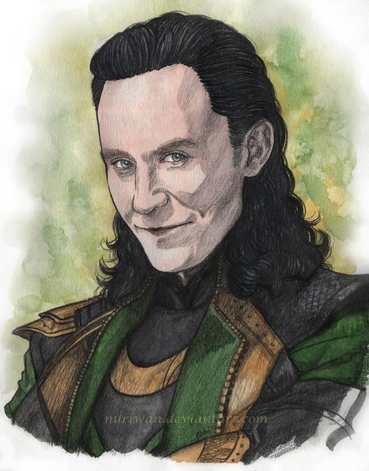 Loki by nuriwan