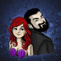 A princesa e o mafioso by caetanoneto