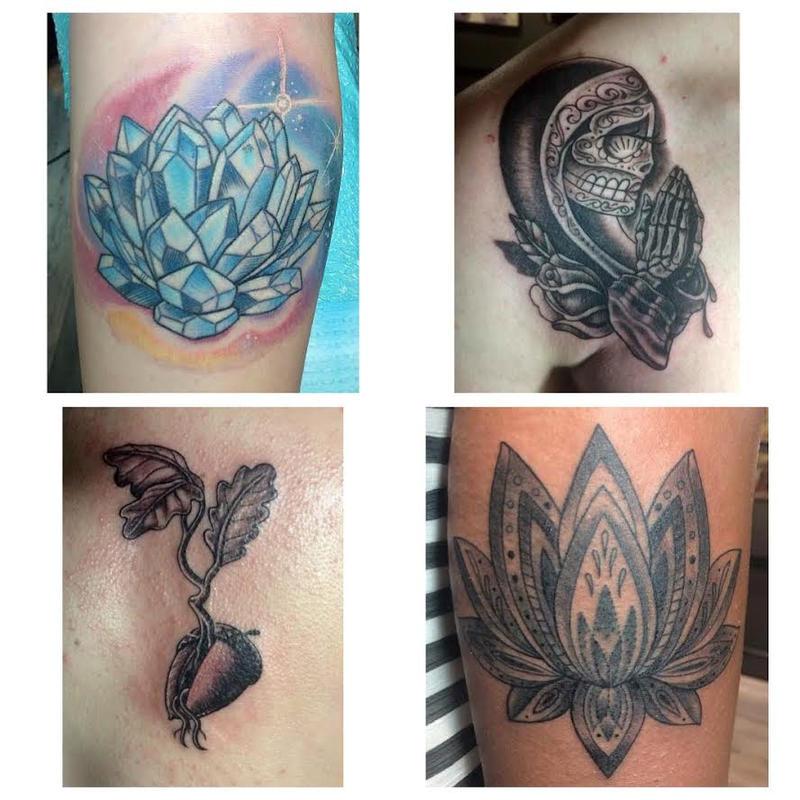 Tattoo Smorgasbord by TimeToTakeBack