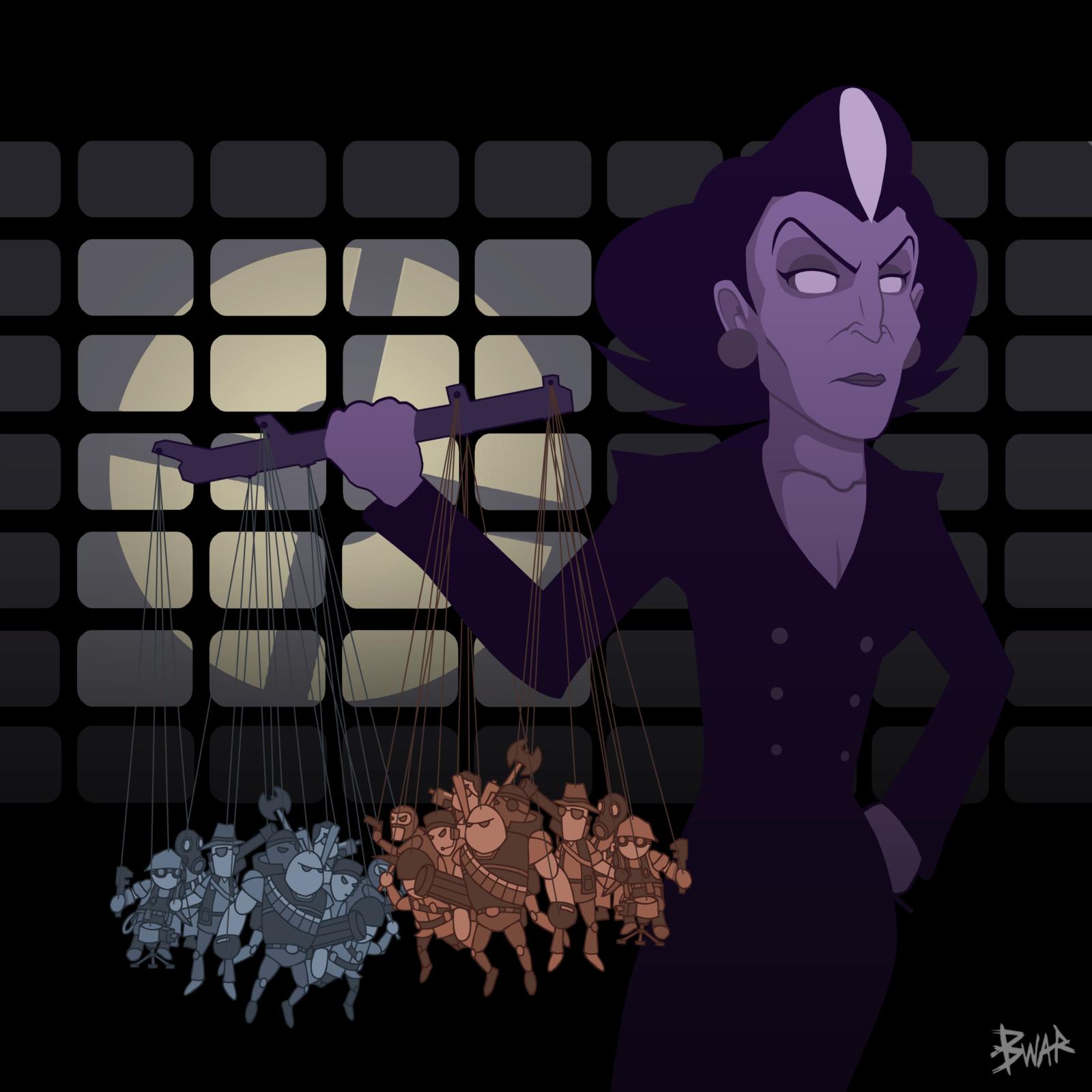 Stalemate V.2 by KIDBUU4EVER