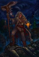 Silver of magi by Iromonik