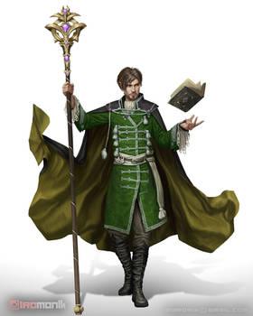 Heilos warlock