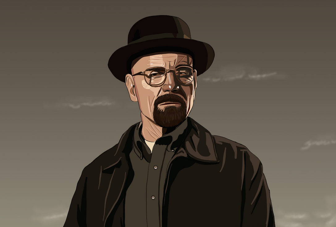 Heisenberg by tuonenjoutsen