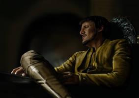 Prince Oberyn by tuonenjoutsen
