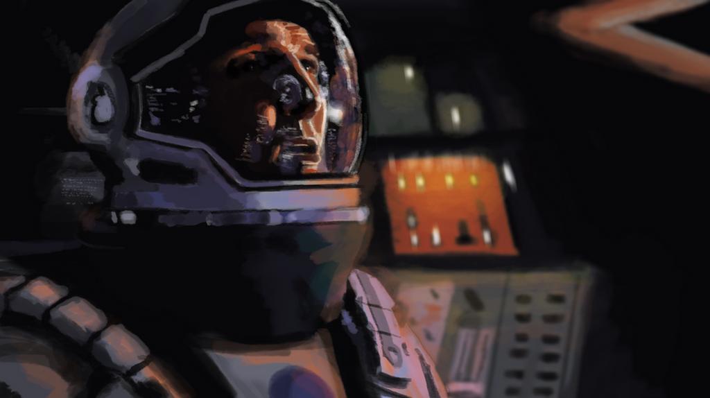 Interstellar by tuonenjoutsen