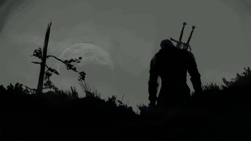 Midnight Hunt by tuonenjoutsen