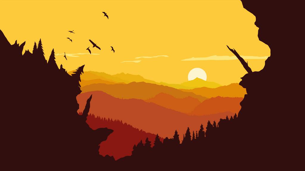 Sundown by tuonenjoutsen
