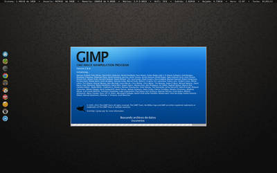 ArchLinux Screenshot May 2013