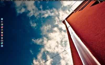 ArchLinux Screenshot September 2013