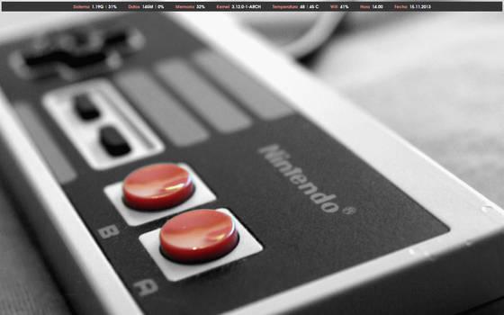 ArchLinux Screenshot November 2013