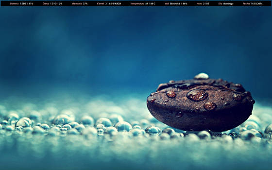 ArchLinux Screenshot March 2014