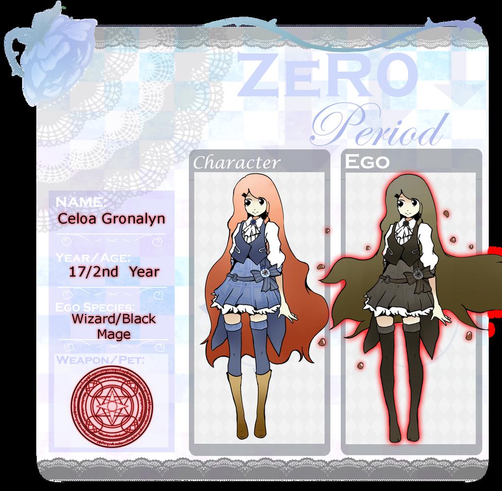 Zero Period App : Celoa Gronalyn by Alfabt