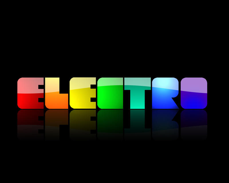 electro wallpapers. Electro Wallpaper by ~Nischo