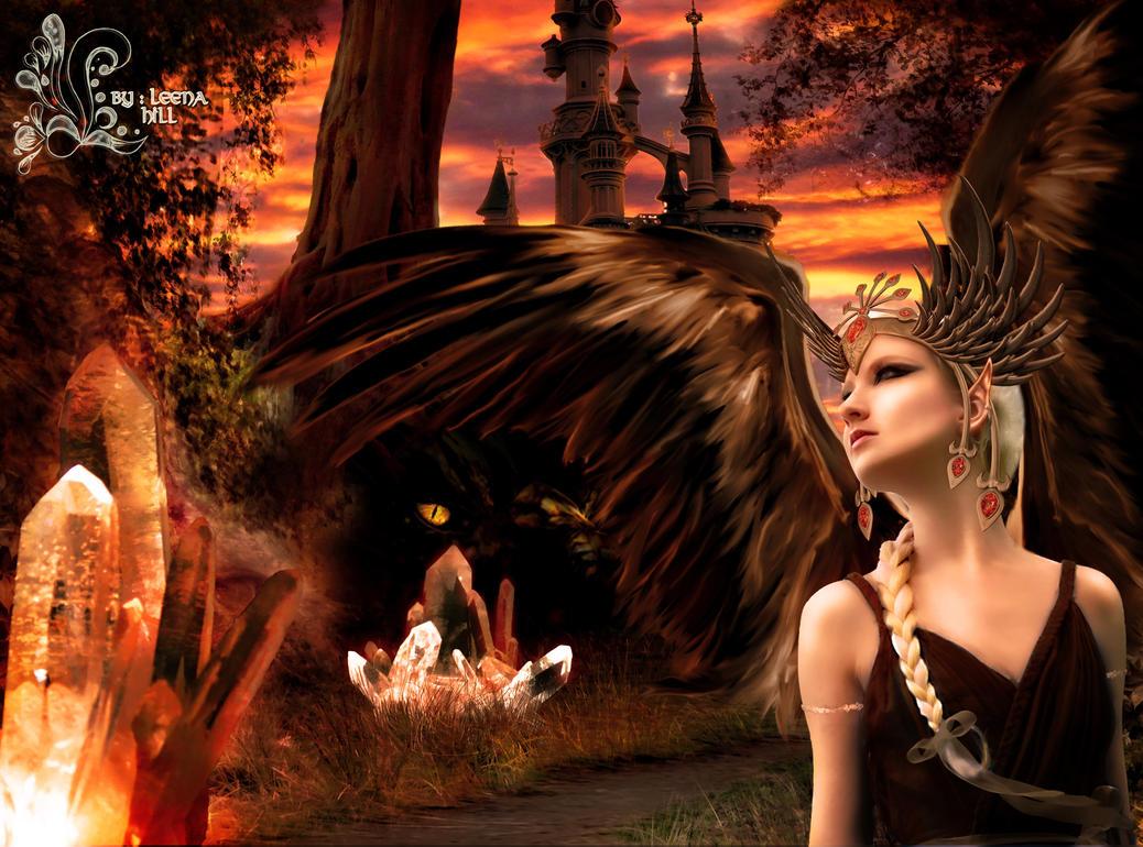 Farewell My Kingdom by LeenaHill
