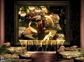 Magic Painting by LeenaHill