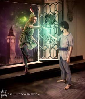 Peter Pan Gender Bender