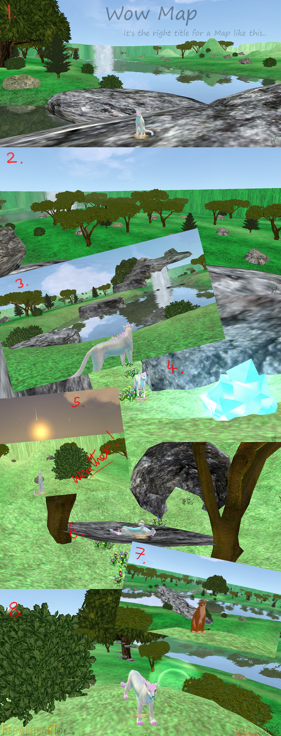 Wow map DOWNLOAD - New link by Arkare