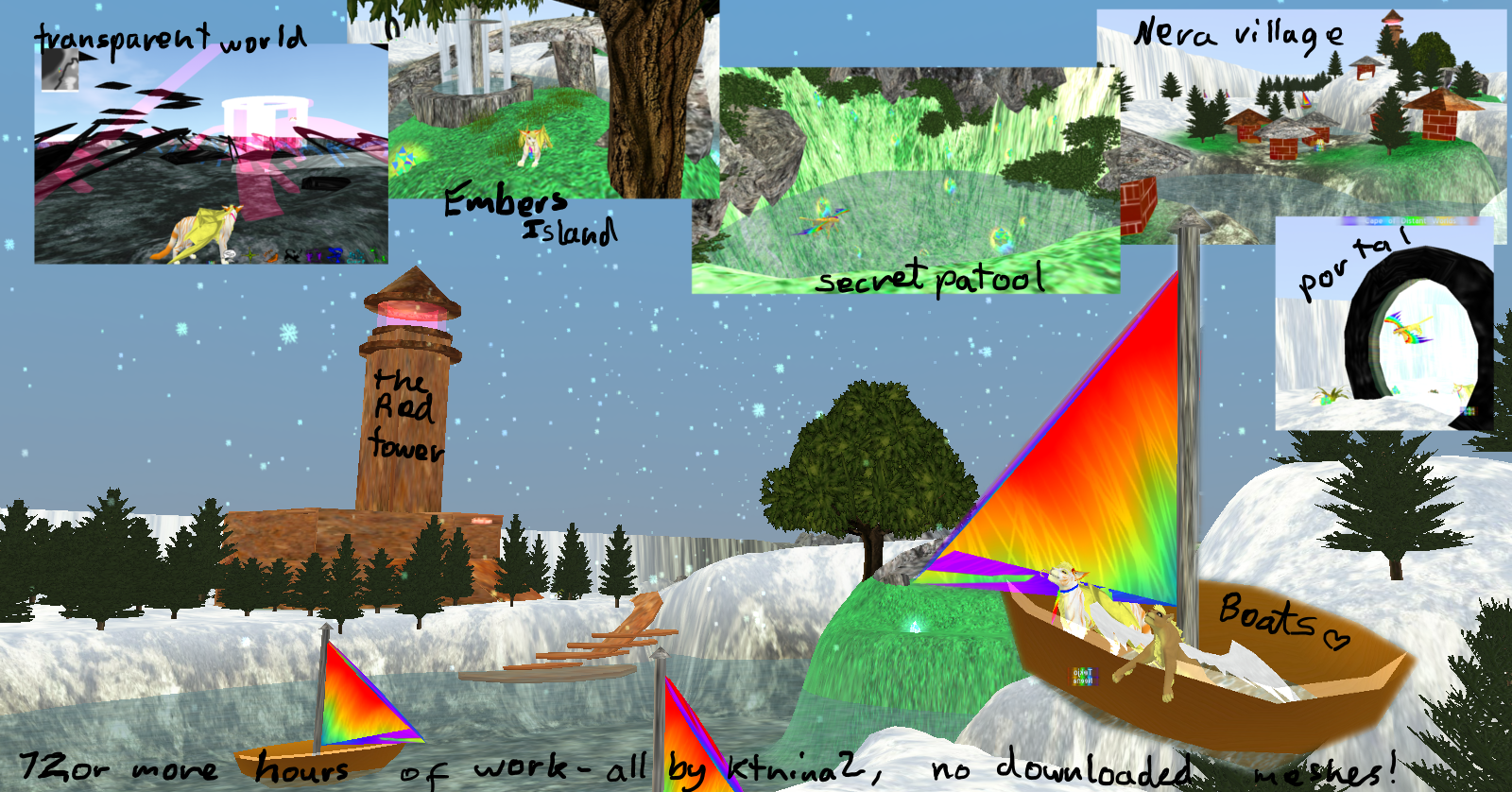 Noreturn Transparentworld Feralheart Maps Download By Nin Kaii On Deviantart