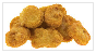 Chicken nuggets Stamp (non-standard size) by Nin-kaii