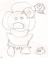 SKTCH: Mama... by IceeDaHedgehog