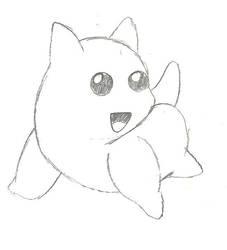 [SKTCH] Kurusu by IceeDaHedgehog