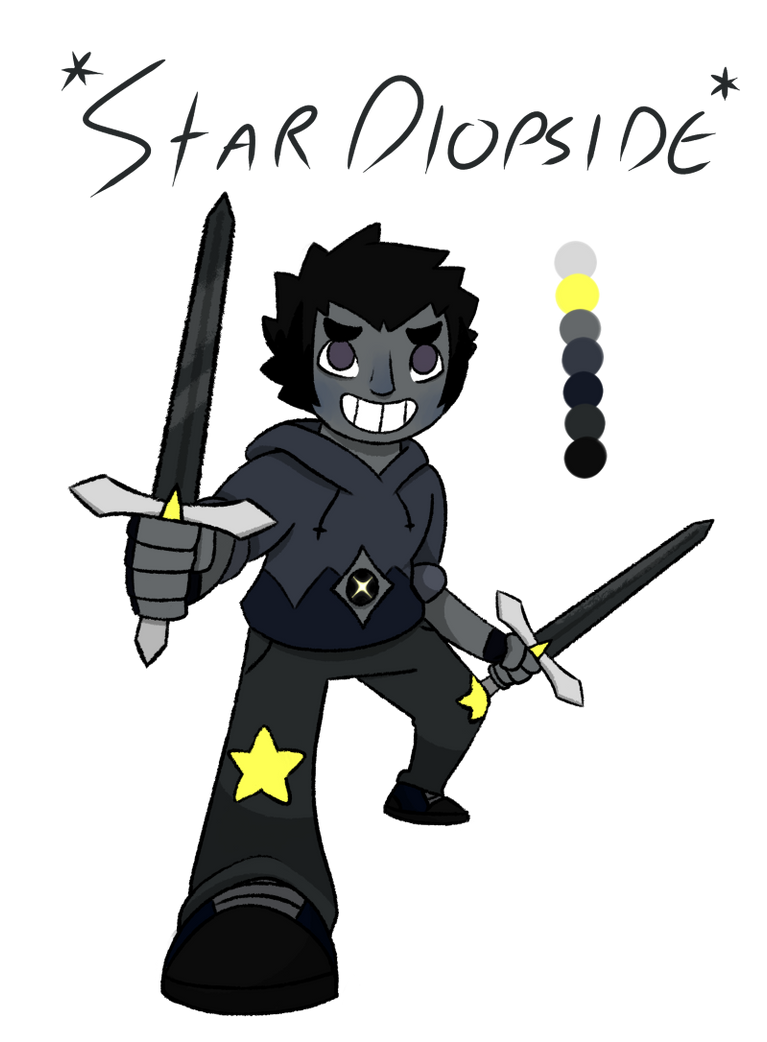 Star Diopside by Kakity