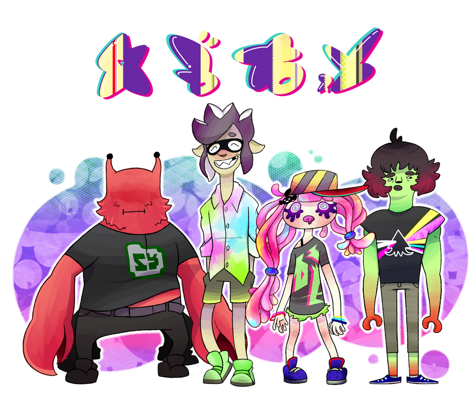 The Group formerly known as ABXY by Kakity