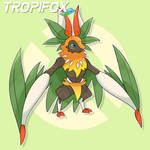 #003- Tropifox