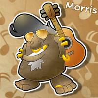 Morris the Moe-Eye
