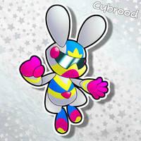 Cybrood the Robot Rabbit Ranger