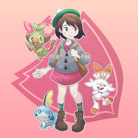 Trainer Shield by Kakity