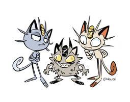 Meowth (spoilers)