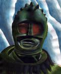 Ice Warrior ssssketch