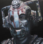The Lone Cyberman
