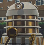 Imperial Dalek - Remembrance of the Daleks by Marc137