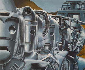 Cybermen of Telos